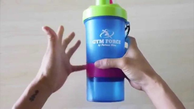 This is our Review for GYM FORCE #1 Protein Shaker Bottle | Weight Loss Diet BPA Free Bodybuilding Smart Shakers with Travel Compartment Cup Stainless Steel Blender Ball in Pink,Blue,Green for Men and Women.  GYM FORCE Official