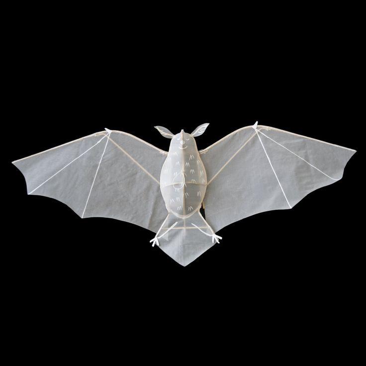 Little Bat Kite from Haptic Lab #Kites