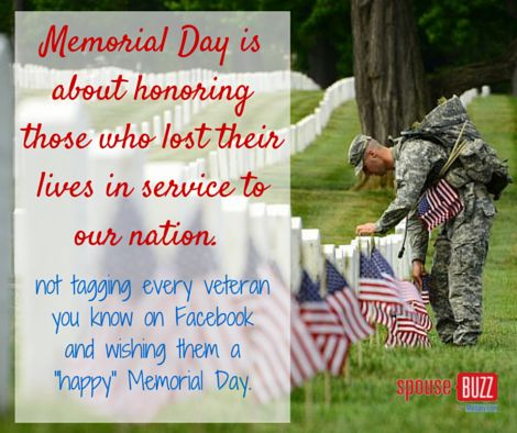 is memorial day a happy holiday