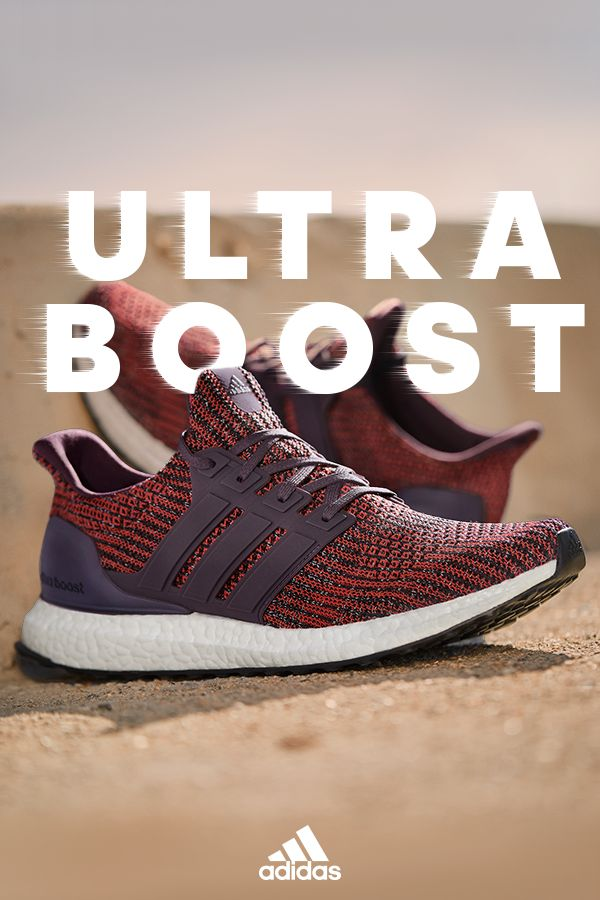 No matter what your training calls for, the women's UltraBOOST is designed to take it and give you energy back. Find it today at adidas.com.