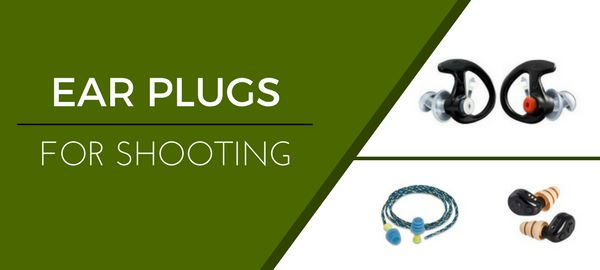 Ear Plugs for Shooting  http://shootinggeartips.com/ear-plugs-for-shooting/  #EarPlugsforShooting