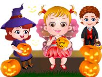 Play Baby Hazel Halloween Party On Games More Available Such As Playdate Backyard And