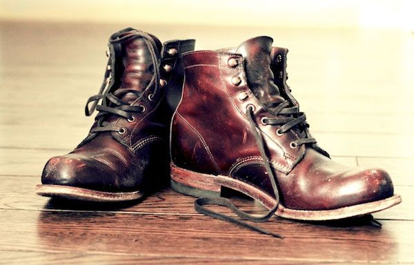 The 1000 Mile Boot, by Wolverine This is the perfect boot, looks like something Indiana Jones wore! LOL