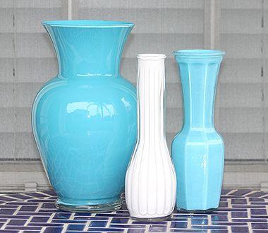 Как покрасить вазу в домашних условиях? Инструкция по покраске вазы своими руками