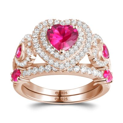 Rose Gold Engagement Rings Under 200$
