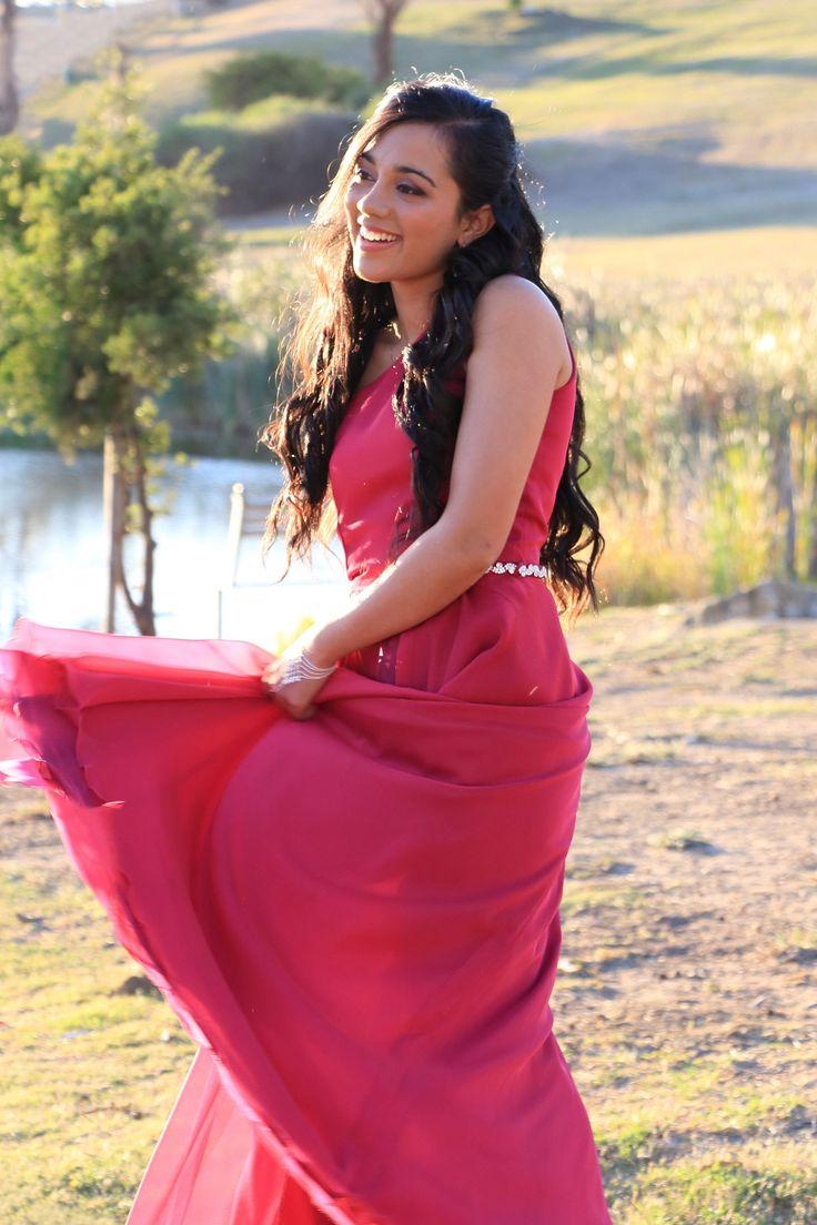 Matric Farewell / Matric Dance / Pink dress