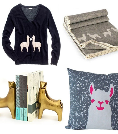 "Animals Trends & ""It"" Critters   Rena Tom   Llamas!"
