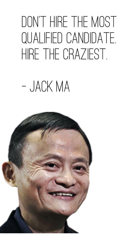 Jack Ma  #richardbransonquotes