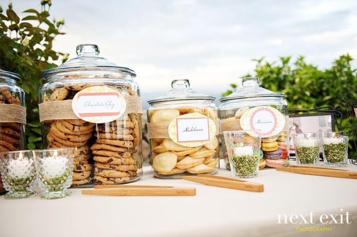 sweets bar labelsDessert Tables, Cookies Bar, Sweets Bar, S'Mores Bar, S'More Bar, Desserts Bar, Bridal Shower, Sweets Jars, Desserts Tables