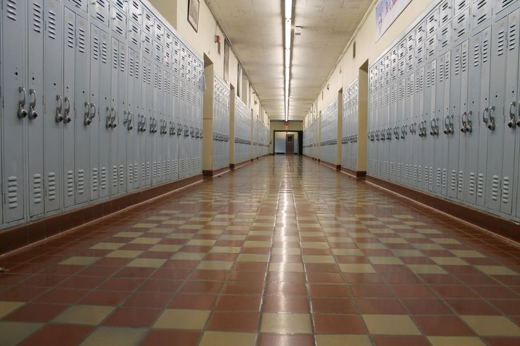 The hallowed halls of Father Judge High School - http://www.give2gether.com/projects/father-judge-high-school/