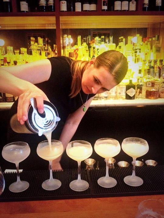 West Restaurant + Bar News Former Assistant Bar Manager, Sabrine - bar manager