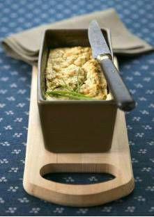 Recette de Terrine de poulet à l'estragon