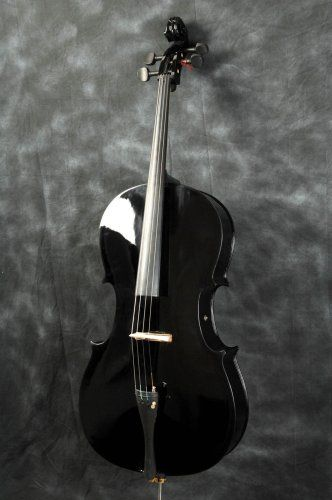 A beautiful electric cello...