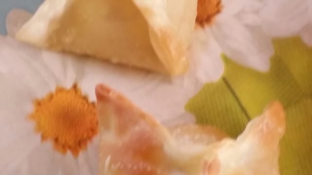 Make and share this Air Fried Jalapeno Cream Cheese Wontons recipe from Genius Kitchen.