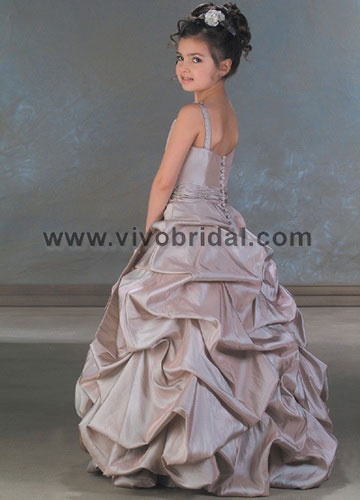 Vivo Bridal - Flower Girl DressE-0017