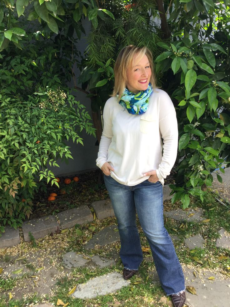 Fashion over 40 / Spring outfit