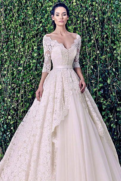 Свадебные платья ZUHAIR MURAD JESSICA