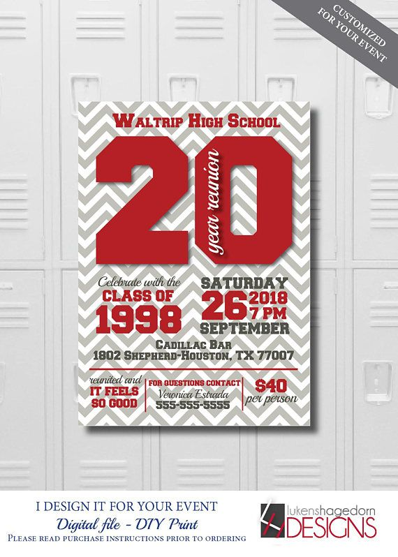 The 25+ best Class reunion invitations ideas on Pinterest Class - family reunion letter templates