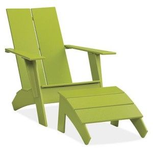 Modern Adirondack Chair Plans | Wood projects