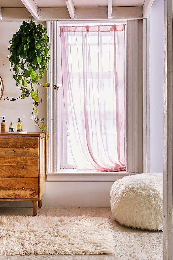 Die besten 25+ Scandinavian curtain rods Ideen auf Pinterest - vorhänge blickdicht schlafzimmer