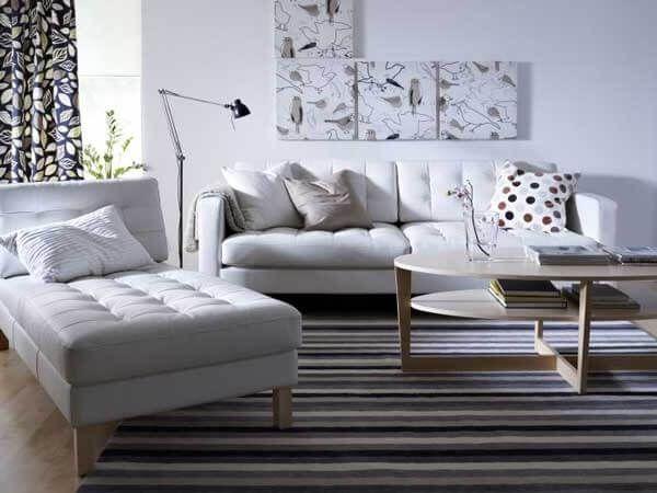 Ikea oturma odası örnekleri