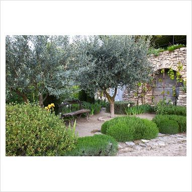 30 best images about gardens nicole de vesian on pinterest for Landscaping rocks under trees