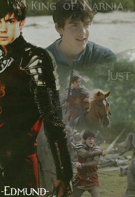 Edmund, King of Narnia