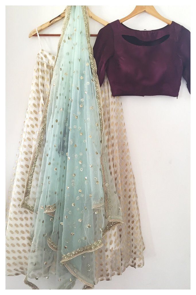 The Aalia Lehenga Set