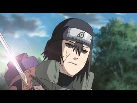 Hayate and Yugao Kiss | Naruto : Sakura & Yugao Vs. Gekko Hayate Full Fight (English Subbed)