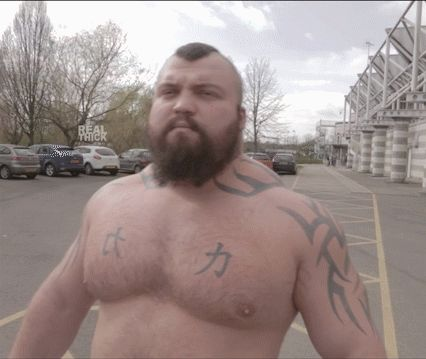 musclepupmax:  real-thick:  [ more brute GIFs for dat dash ]  Ohhhh yesssssss