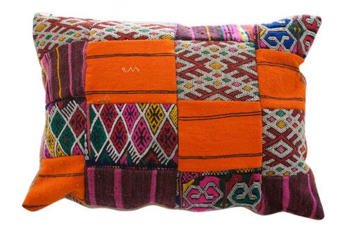 Big Pillows To Sit On The Floor : Moroccan Carpet Floor Cushion 335 Carpets, Floor cushions and Vintage