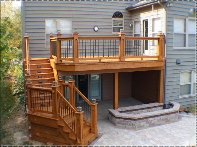 How To Choose The Applicative Elevated Deck Plans 2019 Deck