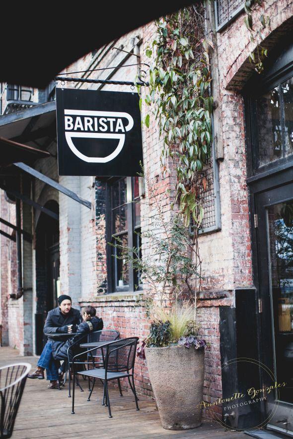 Barista, Portland Coffee Shop Cafe