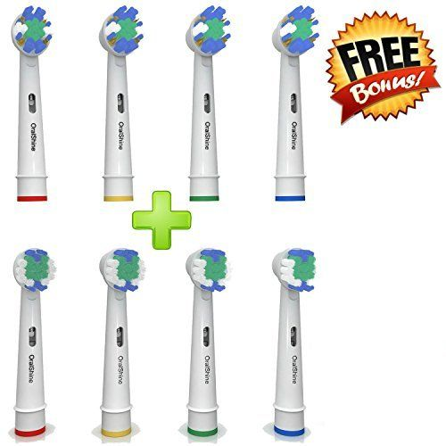 $6.49 (50% Off) on LootHoot.com - The ULTIMATE Oral B Braun Replacement…