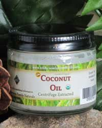 Coconut Oil-cooking and lotion