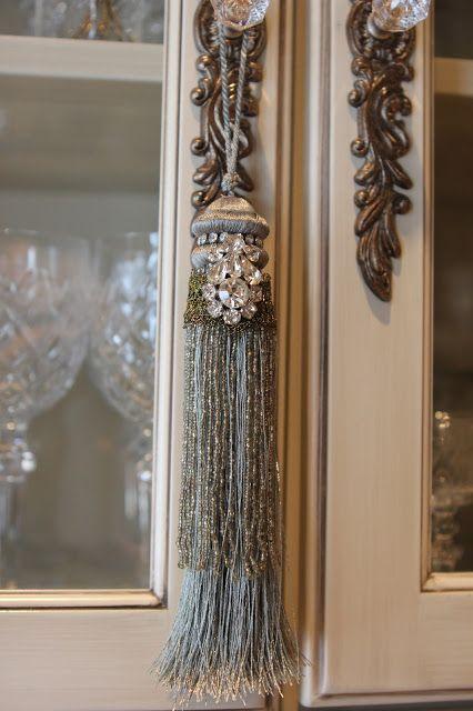 M s de 1000 ideas sobre cortinas elegantes en pinterest - Remate de cortinas ...
