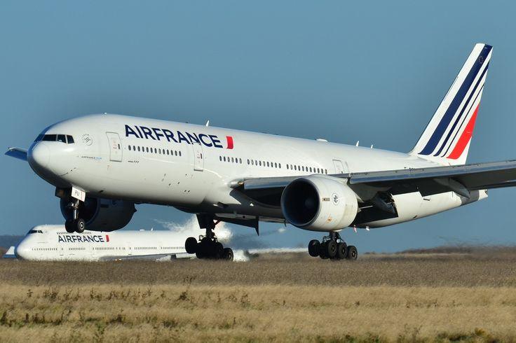 Air France și Delta Air Lines, zboruri directe pentru CES 2018