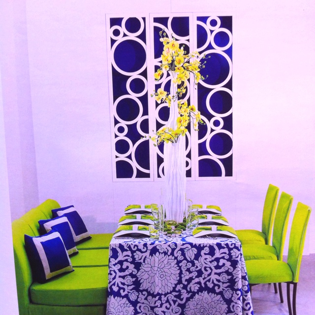 11 best Royal & Lime Decor images on Pinterest | Lime, Bridal ...