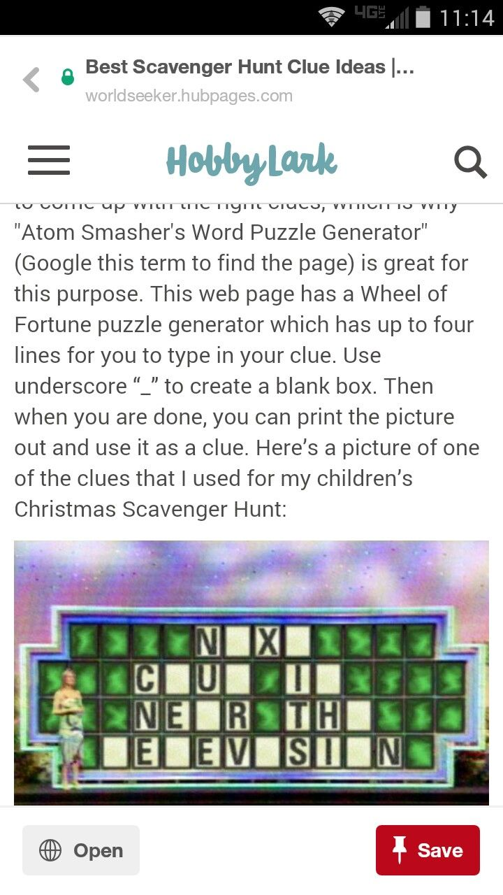 Wheel of Fortune puzzle generator Wheel of fortune, Word