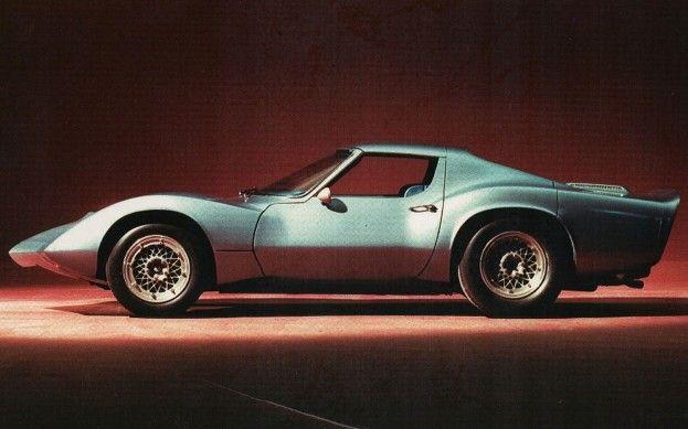 Chevrolet-Corvette-XP-819-Concept