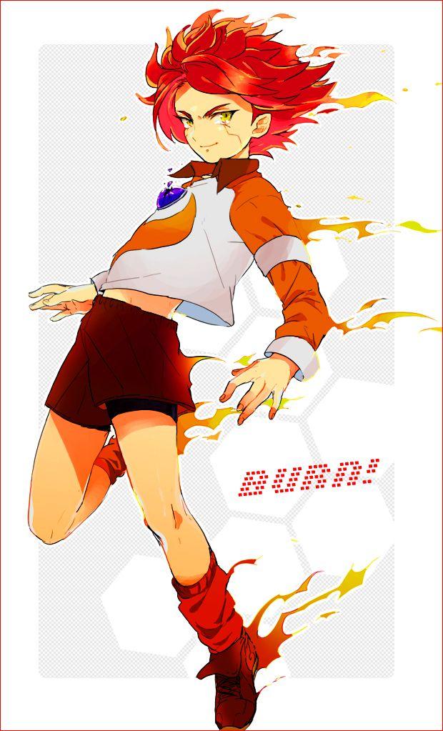 Claude Beacons / Torch | Inazuma Eleven