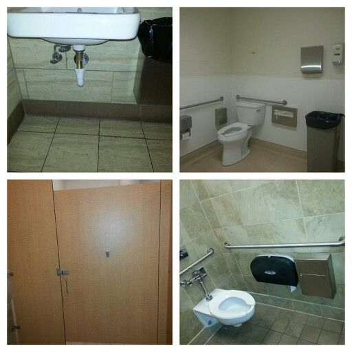 Bobrick Bathroom Partitions Property accessibility ada design partitions bobrick @bobrickinc | real