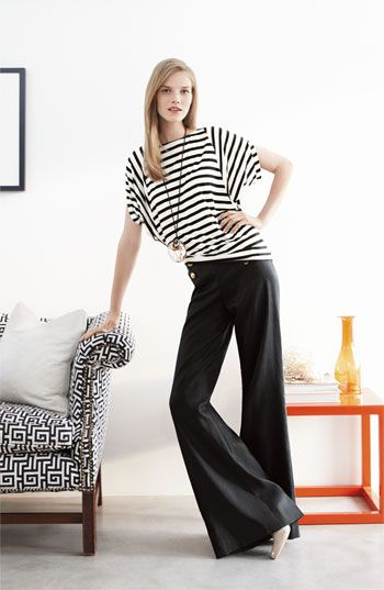 Love wide leg pants!: