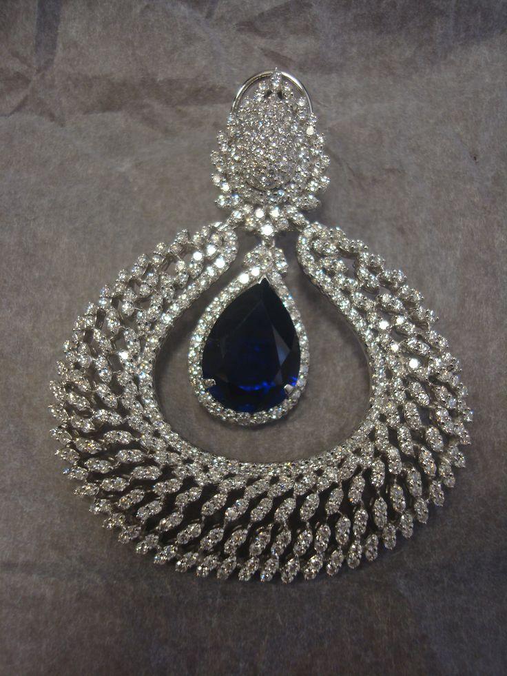 awesome diamond earrings