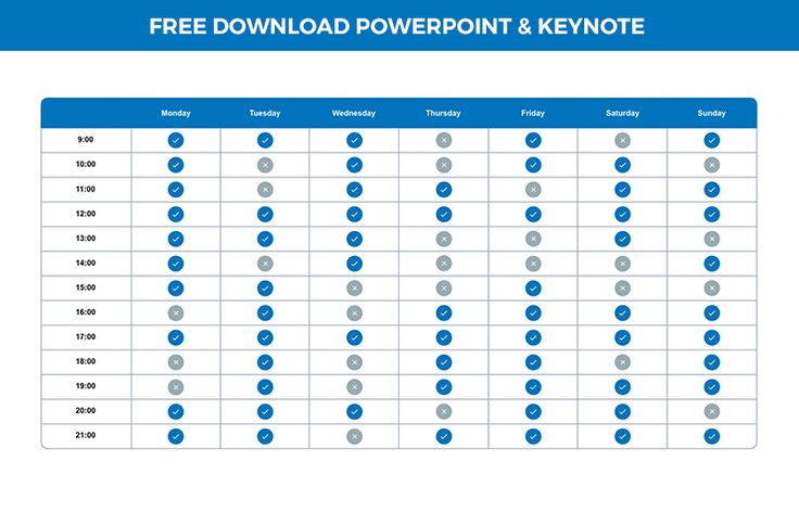 #PowerPoint and #Keynote #schedule template, download now free for #PPT https://goo.gl/Z14pvY , for #Key https://goo.gl/fvju8i