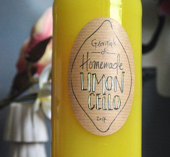 Ich fing an, diese Etiketten für meine Mutter hausgemachte Konfitüren, die Ergebnisse auf der Flasche ist einzigartig und atemberaubend und