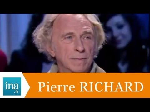 Pierre Richard répond à Thierry Ardisson - Archive INA