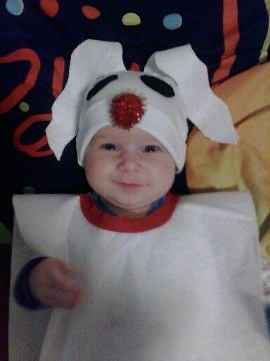 Nightmare Before Christmas Zero | DIY Costume | Pinterest ...