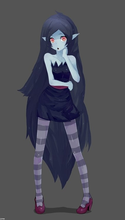 1000 Images About Marceline The Vampire Queen On
