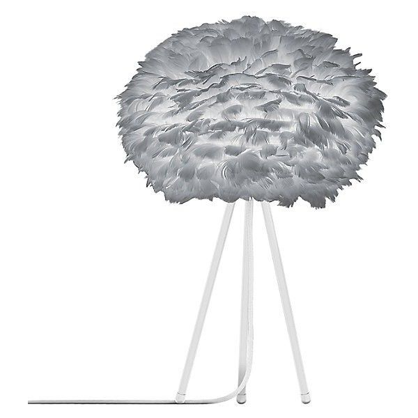 Vita Copenhagen Eos Grey Table Lamp (2 500 SEK) ❤ liked on Polyvore featuring home, lighting, table lamps, grey, grey table lamps, grey lamp, gray table lamps, gray lamps and vita copenhagen
